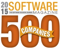 Software Magazine's 2015 Software 500